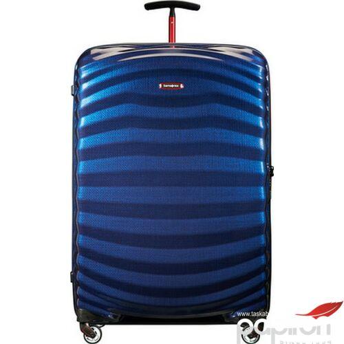 Samsonite bőrönd 81/30 Lite-Shock Sport spinner 81/30 105269/6836-Nautical Blue/Red