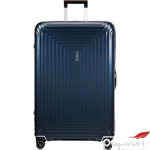 Samsonite bőrönd 81/30 Neopulse Dlx spinner 81/30 92035/6495-matte Midnight Blue