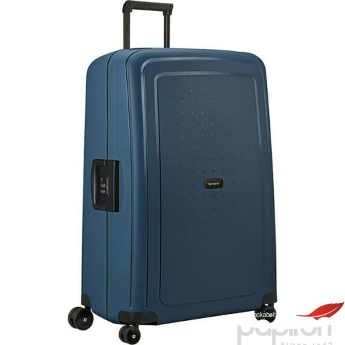 Samsonite bőrönd 81/30 S'Cure Eco SPIN 81/30 Post Consumer 135147/1598-Navy Blue