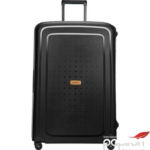 Samsonite bőrönd 81/30 S'Cure Eco spinner 81/30 115725/L470-Eco Black
