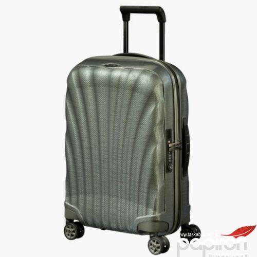 Samsonite bőrönd 86/33 C-Lite spinner 86/33 122863/1542-Metallic Green