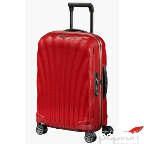 Samsonite bőrönd 86/33 C-Lite spinner 86/33 122863/1726-Red