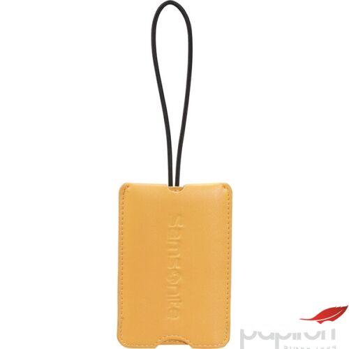 Samsonite bőröndcímke secure Luggage tag 122293/2022 Napraforgó