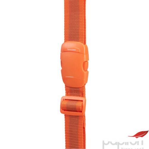 Samsonite bőröndszíj Luggage strap 38mm 121311/1641 Narancs