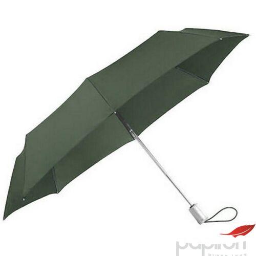 Samsonite esernyő automata Alu Drop S safe 3 sect. auto o/c 108966/4851 kakukkfű zöld
