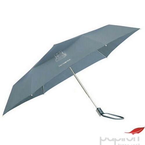 Samsonite esernyő Női automat Karissa Umbrellas 3 sect. auto o/c slim 108952/1310 szürkéskék