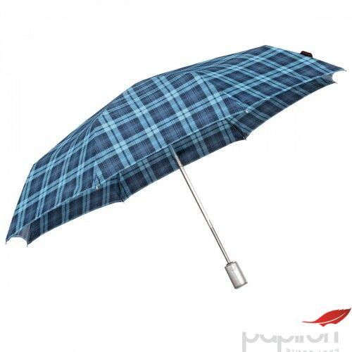 Samsonite esernyő Manuális Alu Pattern 17,5x89 0,22kg Mini 45507/1100 kék skótkockás