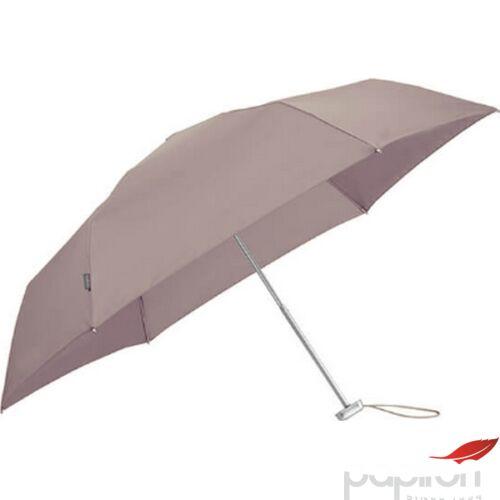 Samsonite esernyő Manual Alu Drop S/3sect. Manual FLAT 108962/1751 Rose