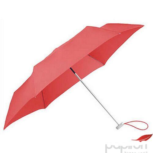 Samsonite esernyő Manuális Alu Drop S 3 sect. Manual flat 108962/2245 korál