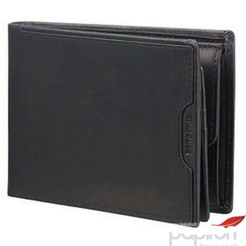 Samsonite pénztárca férfi bőr Oleo SLG b 7cc+vfl+c+2c+w 108369/1041 fekete