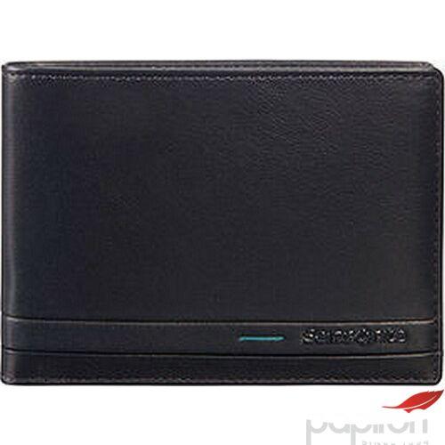 Samsonite Férfi bőr pénztárca OUTLINE SLG 13x9, 7x1.