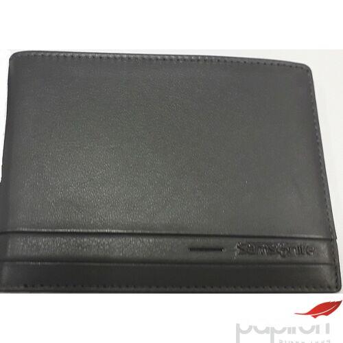 Samsonite Férfi bőr pénztárca OUTLINE SLG, 13x9, 7x1