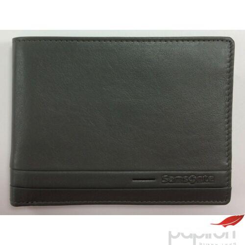 Samsonite Férfi bőr pénztárca OUTLINE SLG 13x9, 9x1, 5