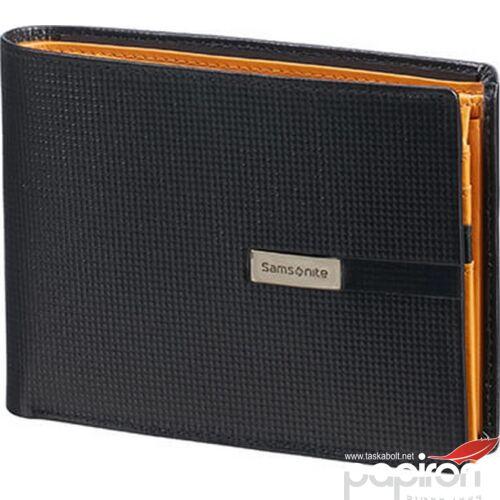 Samsonite Férfi bőr pénztárca TINT SLG B 7CC+VFL+C+2C+W