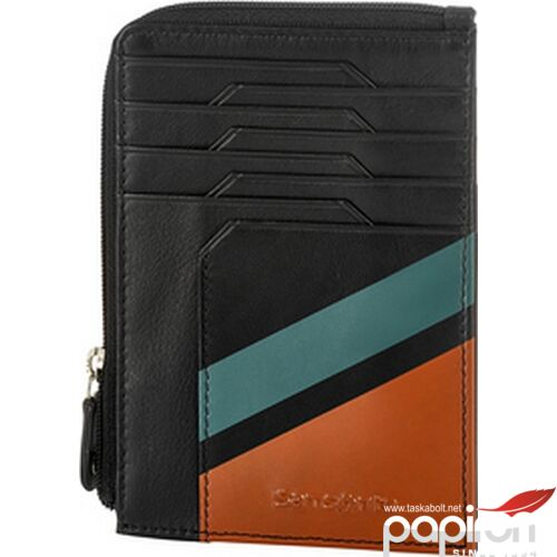 Samsonite pénztárca férfi Success 2 Slg 727-All In One Wallet Zip