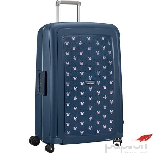 Samsonite bőrönd gyermek 75/2 S'Cure Disney spinner 75/28 122710/7956 kék-Mickey Summer Navy minta