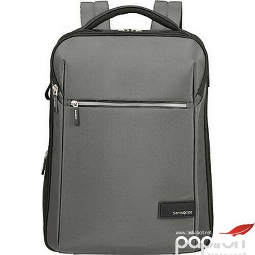 "Samsonite hátitáska Litepoint lapt. backpack 17,3"" Exp 134550/1408-Grey"