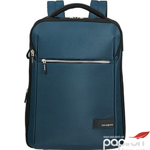 "Samsonite hátitáska Litepoint lapt. backpack 17,3"" Exp 134550/1671-Peacock"