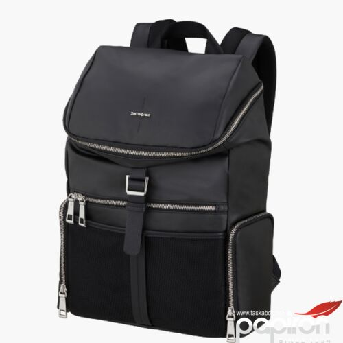 Samsonite hátizsák Active-Eight Top Open 14,1 134680/1041-Black