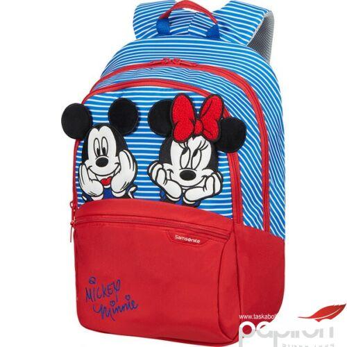 Samsonite hátitáska Disney Ultimate 2.0 Bp M Disney Stripes 131851/8705-Minnie/Mickey