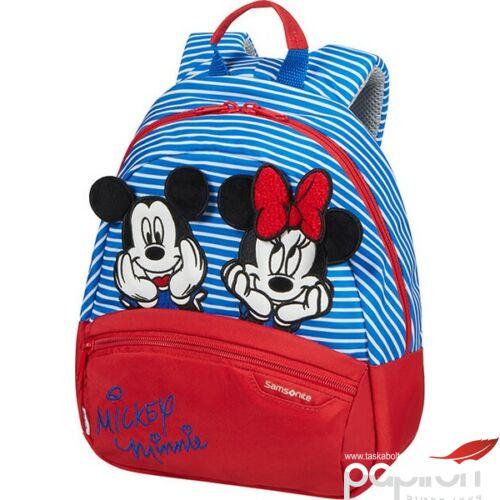 Samsonite hátitáska Disney Ultimate 2.0 Bp S Disney Stripes 131849/8705-Minnie/Mickey