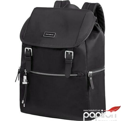 "Samsonite hátitáska Karissa Biz backpack 14,1""+Flap W/Usb 128821/1041-Black"
