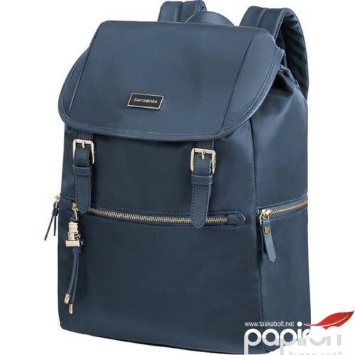 "Samsonite hátitáska Karissa Biz backpack 14,1""+Flap W/Usb 128821/1265-Dark Navy"