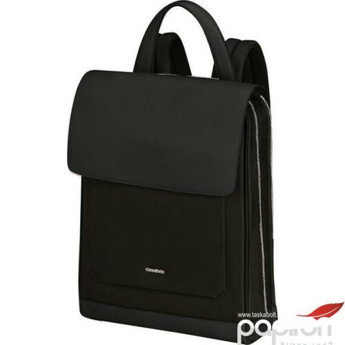 Samsonite válltáska női Zalia 2.0 backpack W/Flap 14,1 129431/1041-Black