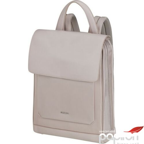 Samsonite válltáska női Zalia 2.0 backpack W/Flap 14,1 129431/1830-Stone Grey