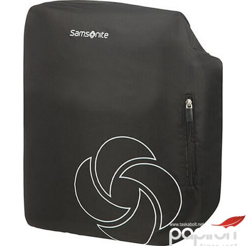 Samsonite hátizsákhuzat foldable backpack cover 122292/1041 Fekete