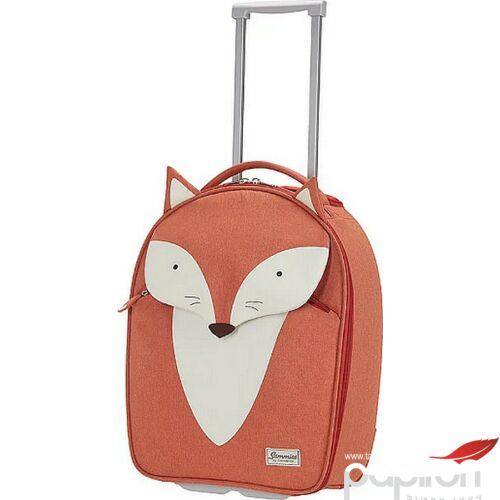 Samsonite kabinbőrönd 46/17,5 Happy Sammies 36x46x17,5 1,7kg 24l 93431/6562 róka