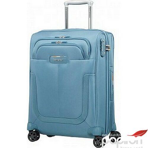 Samsonite kabinbőrönd 55/20/24 Duosphere40x55x20/24 2,4kg 40,5/48,5l 92989/6547 niagara kék