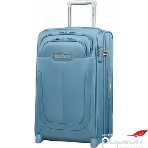 Samsonite kabinbőrönd 55/20/24 Duosphere 35x55x20/24 2,4kg 34/40l 92972/6547 niagara kék