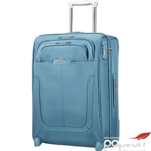 Samsonite kabinbőrönd 55/20/24 Duosphere 40x55x20/24 2,6kg 40/47l 92973/6547 niagara kék