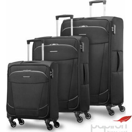 Samsonite kabinbőrönd 55/20 Artos spinner S 40x55x20cm, 36l 2,4kg 105512/1041 Black - Fekete