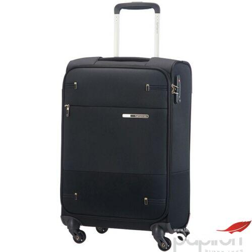 Samsonite kabinbőrönd 55/20 Base Boost 35x55x20 2kg spinner 55/20 LENGTH 35CM fekete