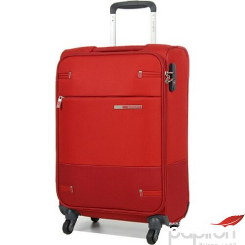 Samsonite kabinbőrönd 55/20 Base Boost 35x55x20 2kg spinner 55/20 LENGTH 35CM piros