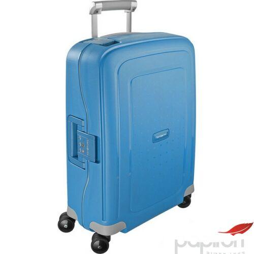 Samsonite kabinbőrönd 55/20 S'Cure 40x55x20 óceánkék 1652 spinner 4kerekű 55/20 CABIN