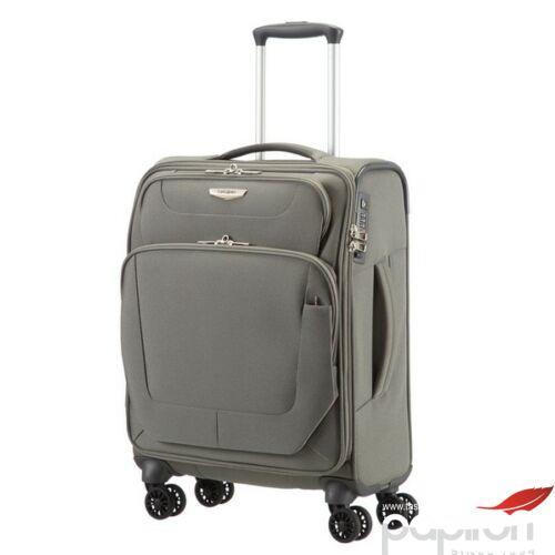 Samsonite kabinbőrönd 55/20 Spark 4kerekű textilbőrönd 87551/1726 piros