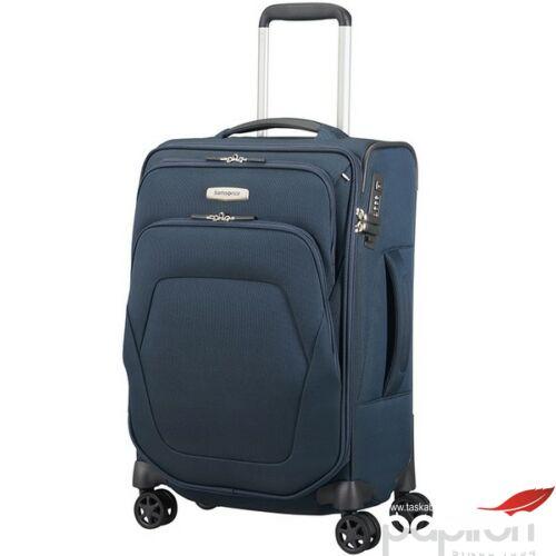 Samsonite kabinbőrönd 55/20 Spark Sng 35x55x20 2,3kg 87551/1090 kék