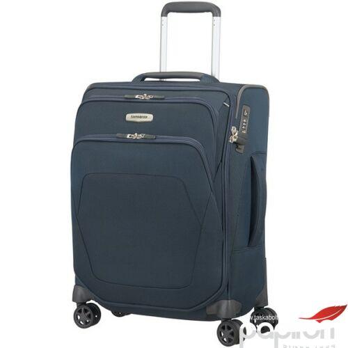 Samsonite kabinbőrönd 55/20 Spark Sng 40x55x20 2,4kg 87552/1090 kék