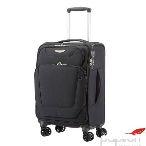 Samsonite kabinbőrönd 56/25 Spark 4kerekű textilbőrönd