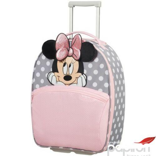 Samsonite kabinbőrönd Disney Ultimate 2.0 35,5x49x18 106710/7064 glitter Minnie pink/szürke