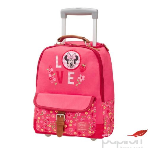 Samsonite kabinbőrönd S Disney Stylies SCHOOL S 22,5x35x18 11l Disney 72640/5033 MINNIEBlossoms