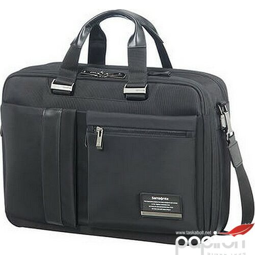 Samsonite laptoptáska 15,6 openroad 43x31x14,5/20,5 1,5kg 21/27L 3WAY bag 108382/1465 fekete