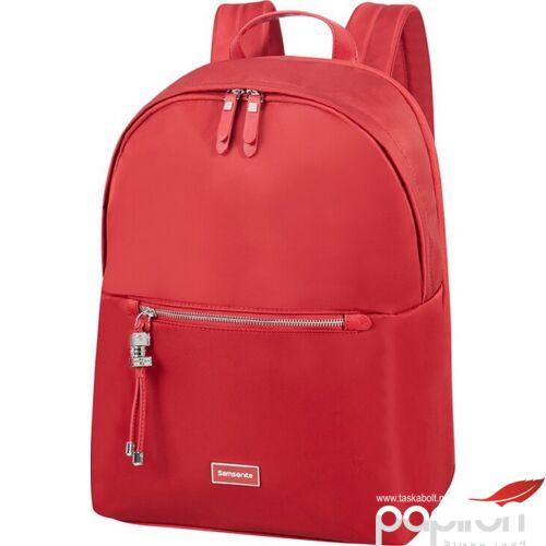 Samsonite laptopháti 14,1 Karissa Biz round backpack 14,1 112092/0507 Formula Red - Piros