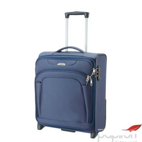 Samsonite kabinbőrönd 55/20 Spark 40X55X20 textil bőrönd 87549/1041 FEKETE