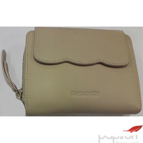 Samsonite Női bőrpénztárca BLUEBELL SLG, L W ZIP A+8CC+HFL+C