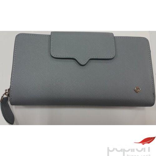 Samsonite Női bőrpénztárca MISS JOURNEY SLG, L W L 18CC+ZIP EXT