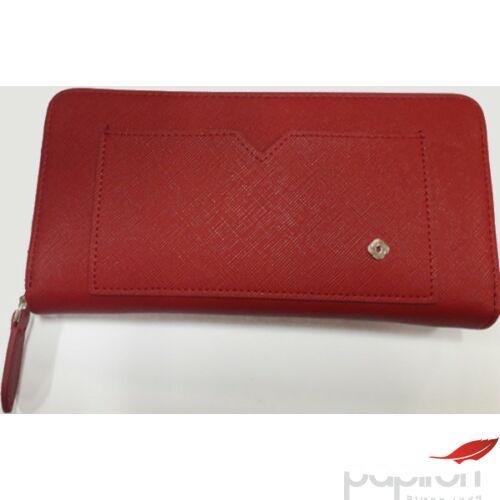 Samsonite pénztárca Női Miss Journey SLG L ZIP APOUND L 104388/1785 Scarlet Redcm , kg,